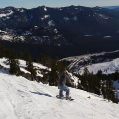 Sunny Day Shred at Alpental