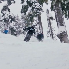 A special day for photo and video practice with the Freeriders.