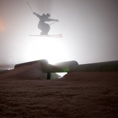 Rory with some foggy tube gaps.